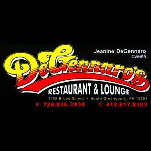 DeGennaro's @ DeGennaro's | Greensburg | Pennsylvania | United States