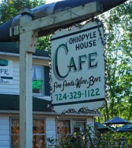 Ohiopyle Cafe @ Ohiopyle Cafe | Ohiopyle | Pennsylvania | United States